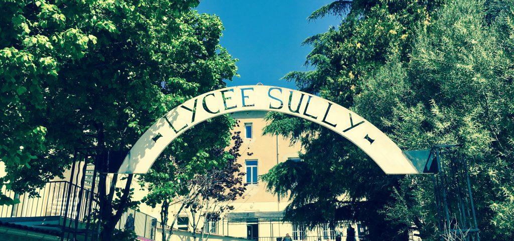 Bienvenue au lycée Sully